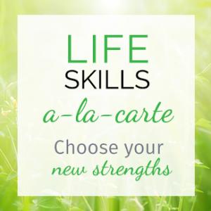 Life Skills A-La-Carte Program Button