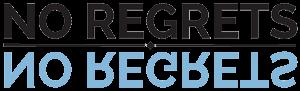 No Regrets Program Logo