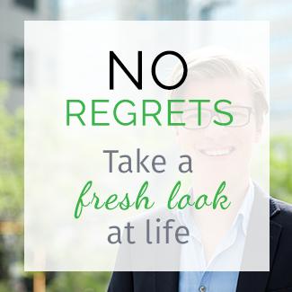 No Regrets Program Button