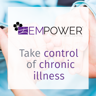 EMPOWER Over Illness Program button