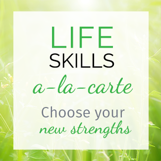 Life Skills A-La-Carte Program Button