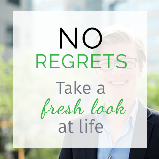 No Regrets Program button